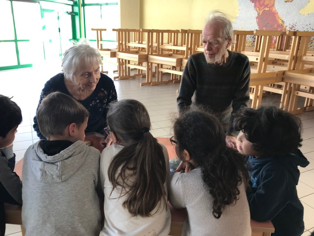 Rencontre intergenerationnelle 5